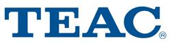 TEAC Logo Blue
