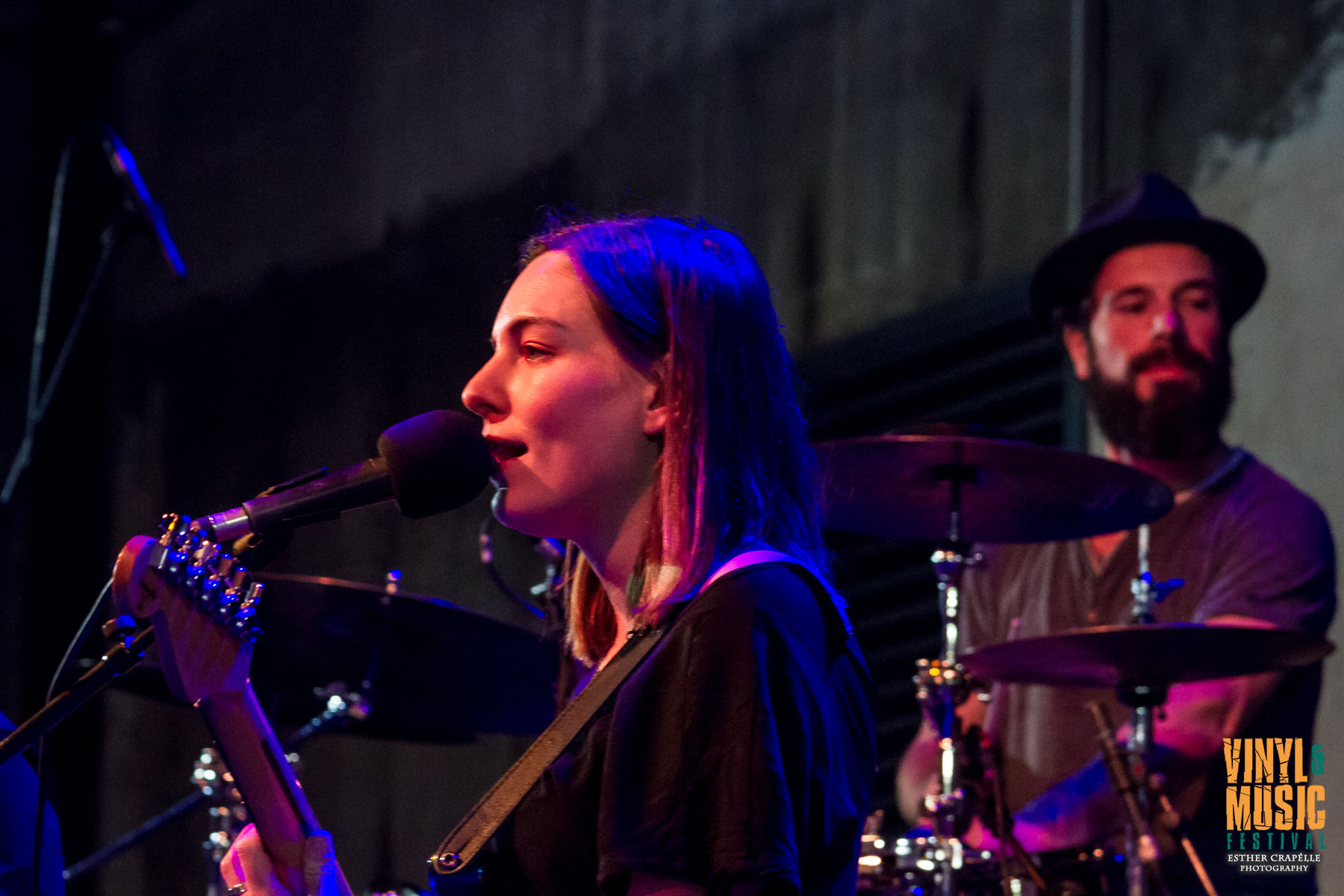 Vinyl & Music Festival   Wien 2018   Mary Broadcast