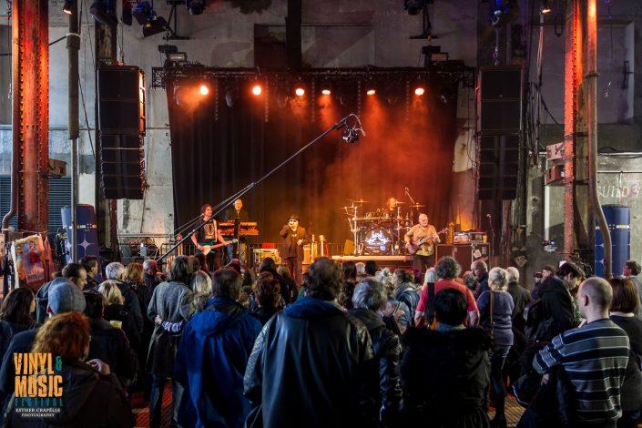 Vinyl & Music Festival | Wien 2018 | Rockip