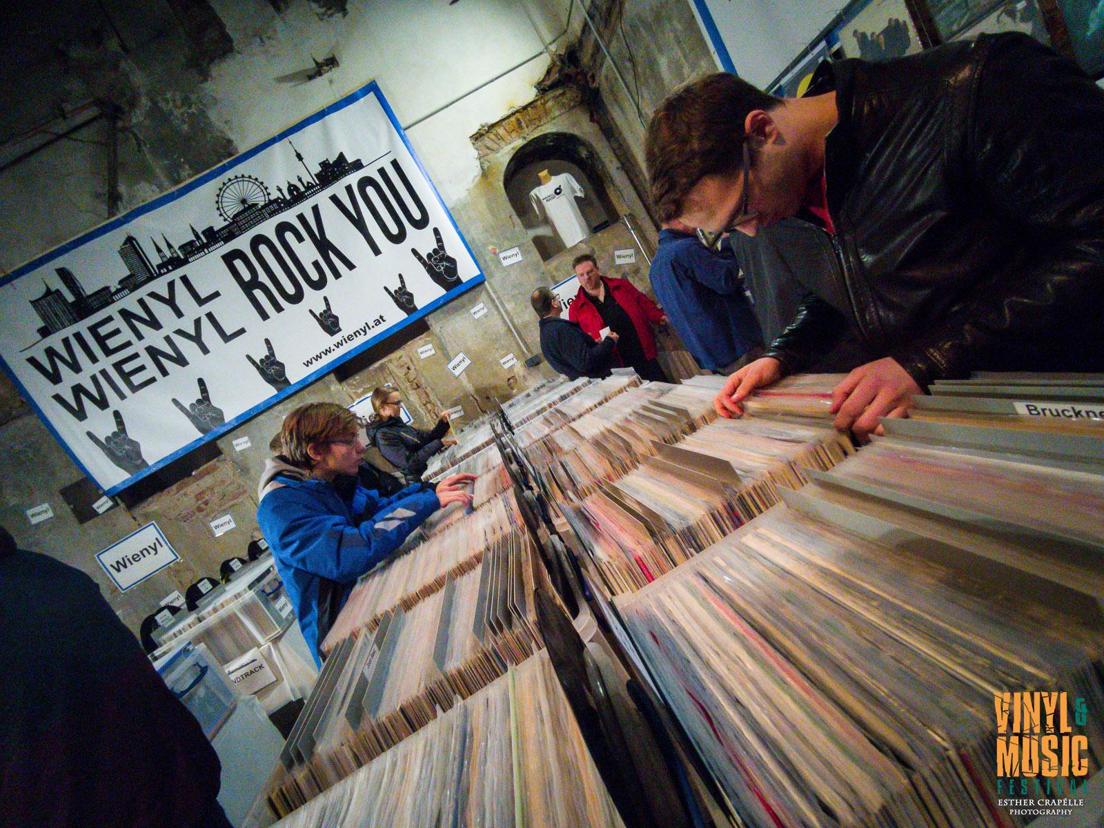 Vinyl & Music Festival Wien 2020